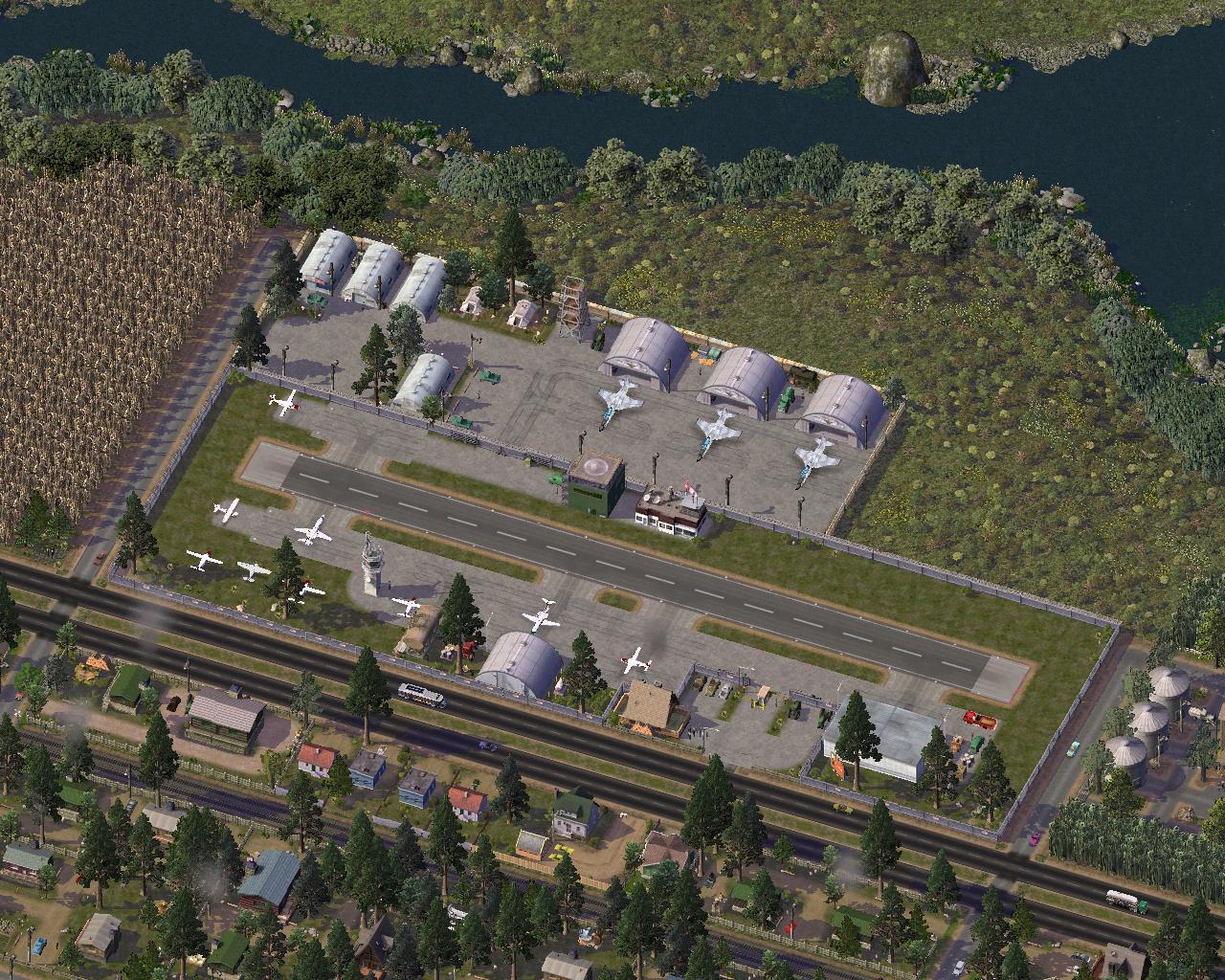 passenger station | Screwpile Developments